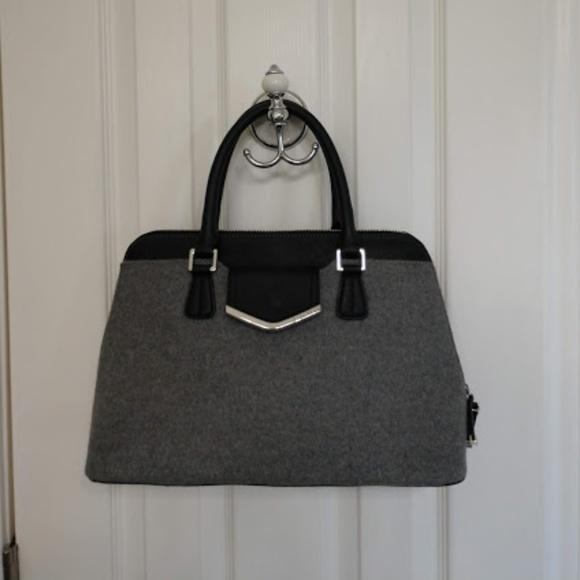 e0641787d Calvin Klein Bags   Smart Winter Two Tone Handbag   Poshmark